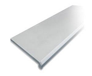 Подоконник Danke Komfort  700 х 1000 Белый глянец